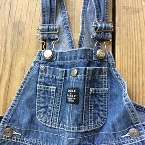 Size 5 Overalls, Play Clothes, Bib, Photo Clothes